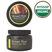 Brown Rice Moisture Hair Mask